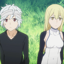 Bell and Aiz Anime 4.png