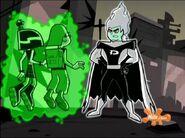 Dark Danny telekinesis