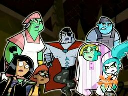 Watch Danny Phantom Episode 24 – 25~English Dubbed