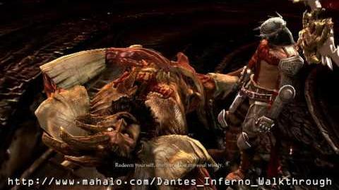 Dante's Inferno Walkthrough - Chapter 8 Francesco Boss Fight