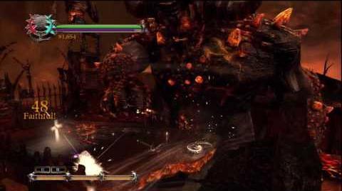 Dante's Inferno - Phlegyas - Infernal Difficulty