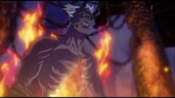 Farinata in the animated film.