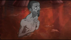 Ciacco in the animated film
