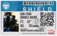 Shield id badge-5