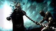 Death Face Meets Scythe