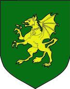 Ragreegh coat of arms