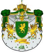 Ragreegh coat of arms X