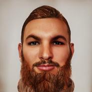 Oskahn Saelac (ArtBreeder)