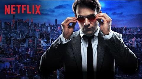 Demolidor - Poster animado Netflix - HD