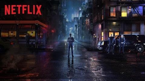 Marvel - Demolidor - Cena na rua (legendado) - Netflix HD
