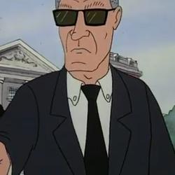 Agent Flemming