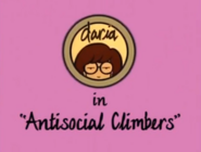 Antisocialclimbers