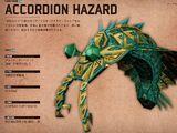 Accordion Hazard