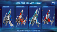 Sslect silver hawk second prologue
