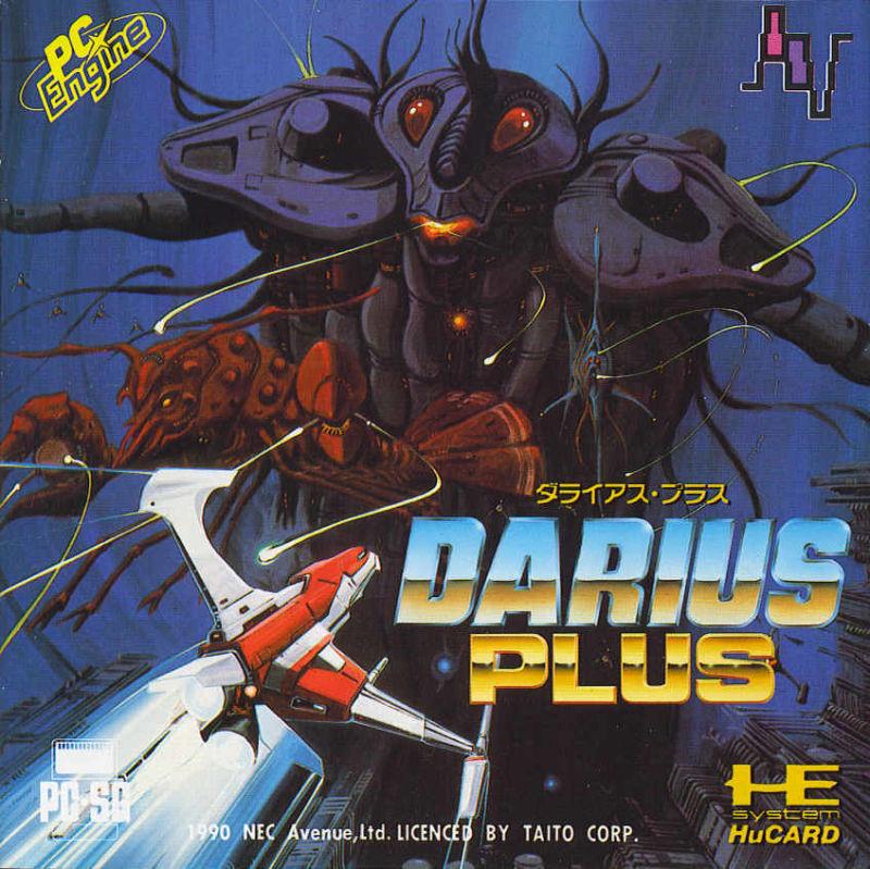 Ces jeux que vous n'avez acheté que pour la collection DariusPlusCover