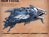 Iron Fossil