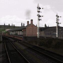 Dark Railway stations