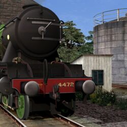 Gary the Steam Engine characters