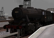 Barry the 8F
