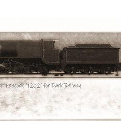 Former Dark Railway locomotives