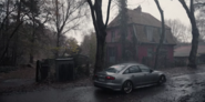 DARK 1x05 0033–Ulrich's car at Kahnwald home