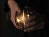Golden Time Travel Sphere