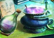 Creating Eel Poison