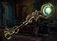 Staff of ancients