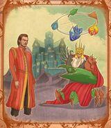 Kings folly parable