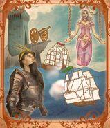 Wrath of goddess parable