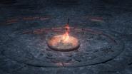 Hoguera del Santuario de Enlace