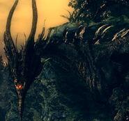 Kalameet, el Dragón Negro