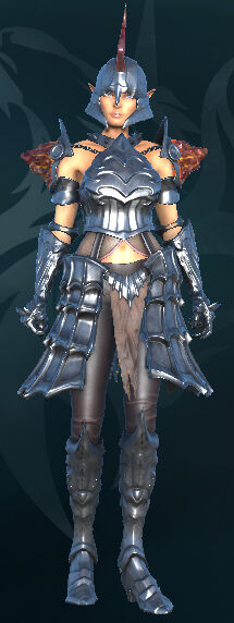 Balefire armor full set.