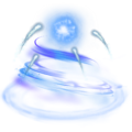 Icon drain spell ii staff head.png
