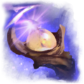 Icon drain spell staff head.png