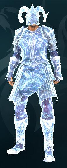 Frost-bytorg armor full set.