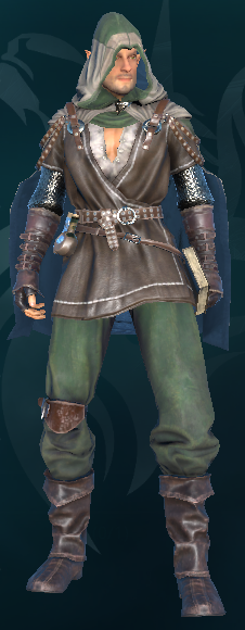 fur armor set
