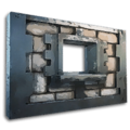 Icon archers ruggedized wall.png