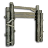 Icon wooden beast gate frame.png
