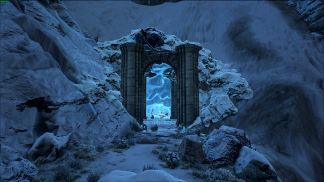Archo's Ice Cave