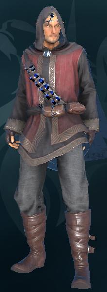 Brimstone Armor