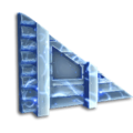Icon framework triangular wall (right).png