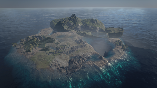 Archos's Shipwreck Island