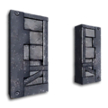 Icon iron turnover door frame.png