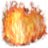 Icon wall of fire staff head.png