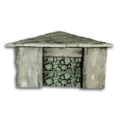 Icon wooden triangular foundation.png