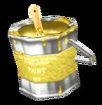 Paint (Yellow) render