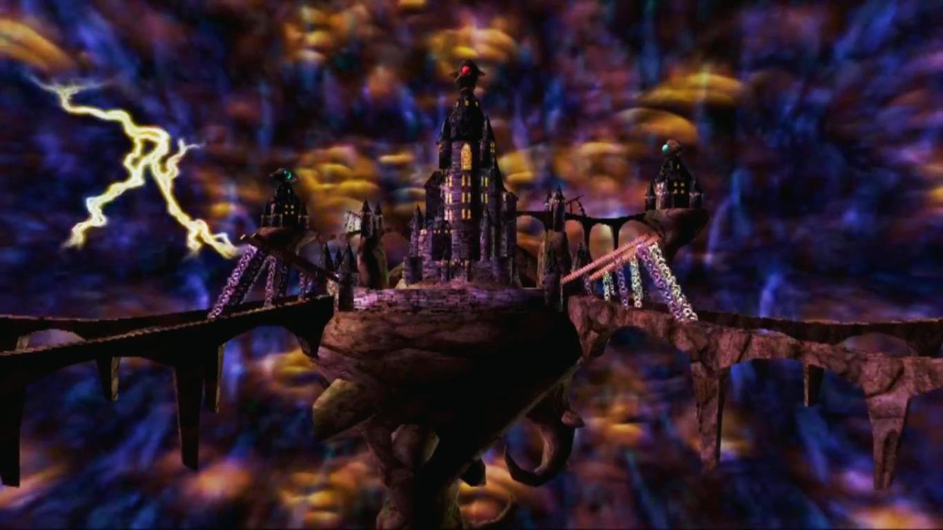 Dark Heaven Castle
