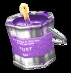 Paint (Purple) render