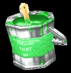 Paint (Green) render